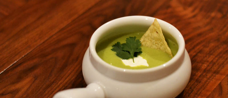 poblano soup header